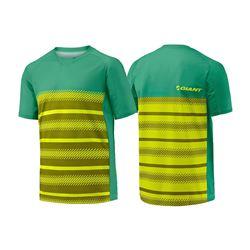 4e053eb61 GIANT Transcend SS Jersey-yellow green-XL