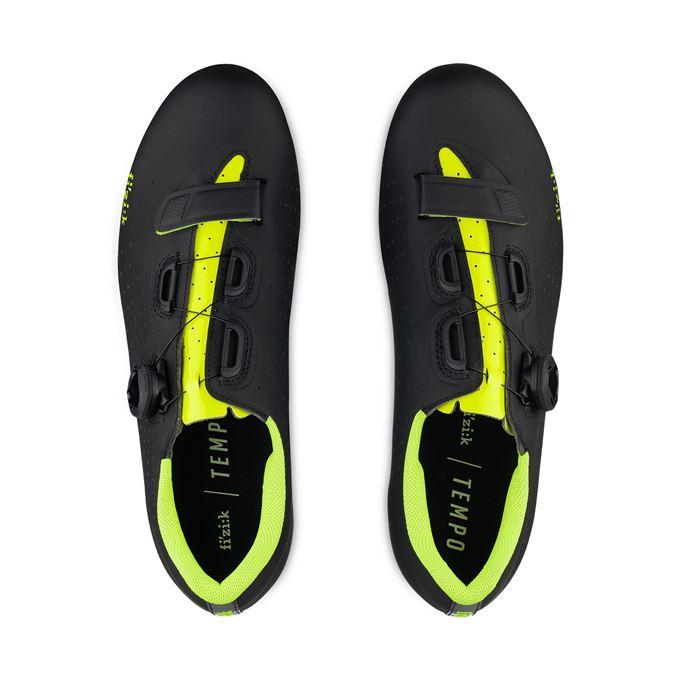 FIZIK Overcurve R5-black/yellow fluo-48