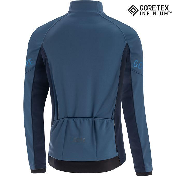 GORE C3 GTX Infinium Thermo Jacket-deep water blue/orbit blue-XXL