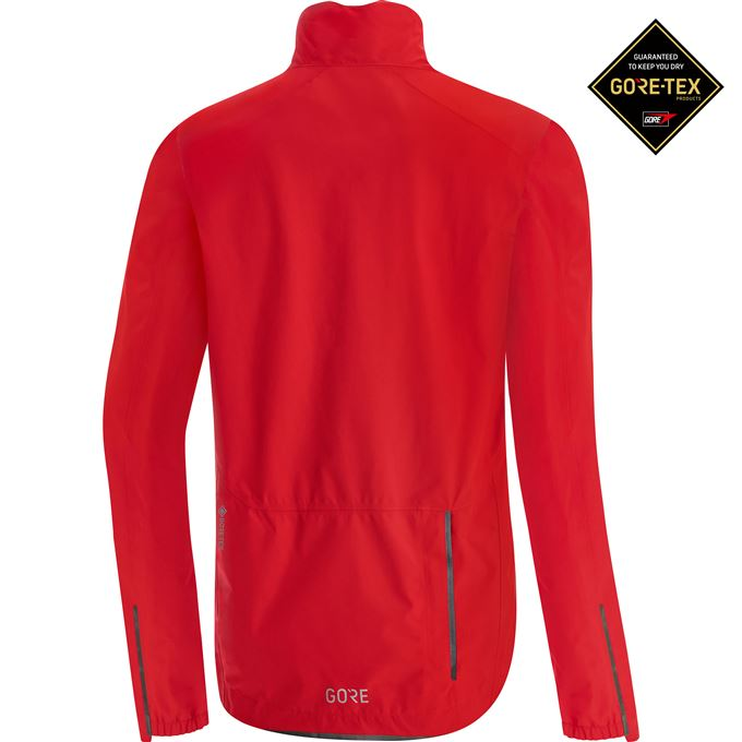 GORE Wear Paclite Jacket GTX Mens-red-L