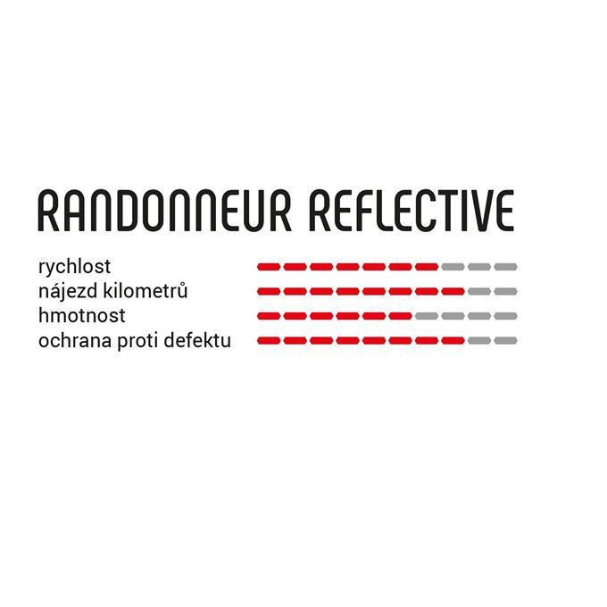 Randonneur 42-622 rigid D refl
