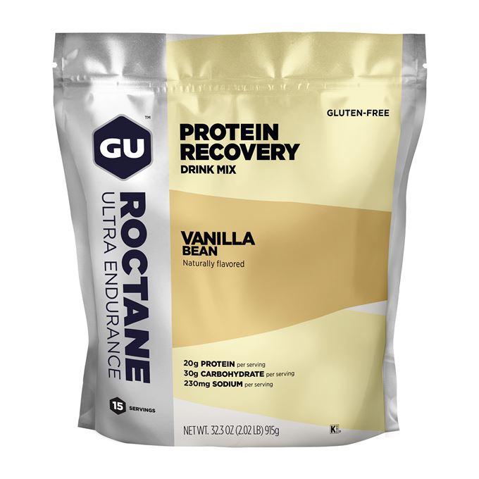 GU Roctane Recovery Drink Mix 915 g Vanilla Bean SÁČEK