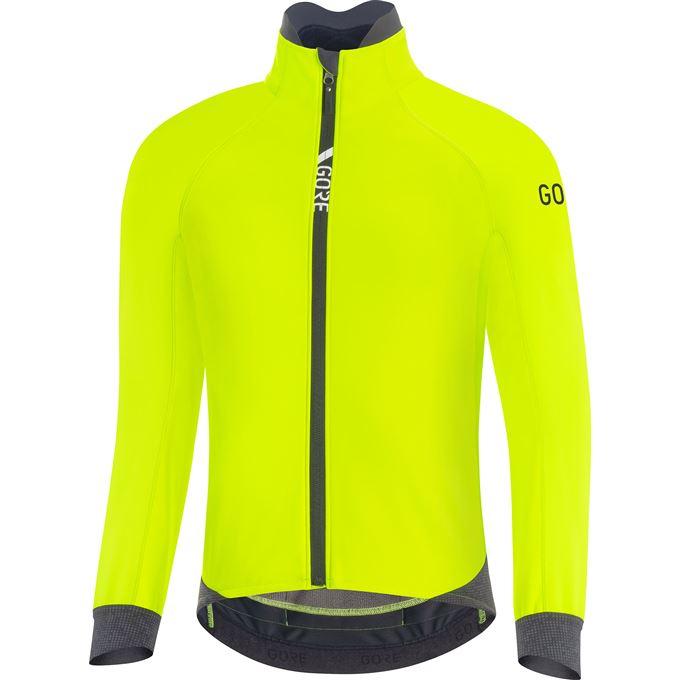 GORE C5 GTX Infinium Thermo Jacket-neon yellow-XL