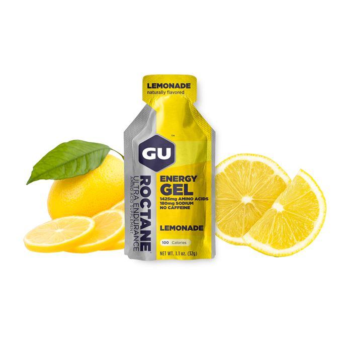 GU Roctane Energy Gel 32 g Lemonade 1 SÁČEK (balení 24ks)