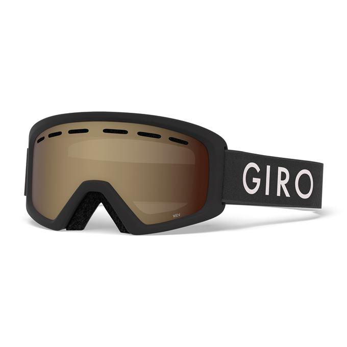 GIRO Rev Black Zoom AR40