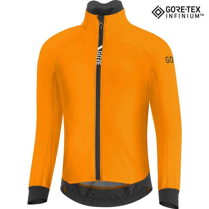 GORE C5 GTX Infinium Thermo Jacket-bright orange-XL