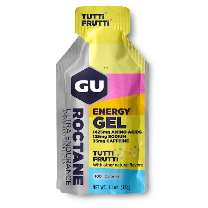 GU Roctane Energy Gel 32 g Tutti Frutti 1 SÁČEK (balení 24ks)
