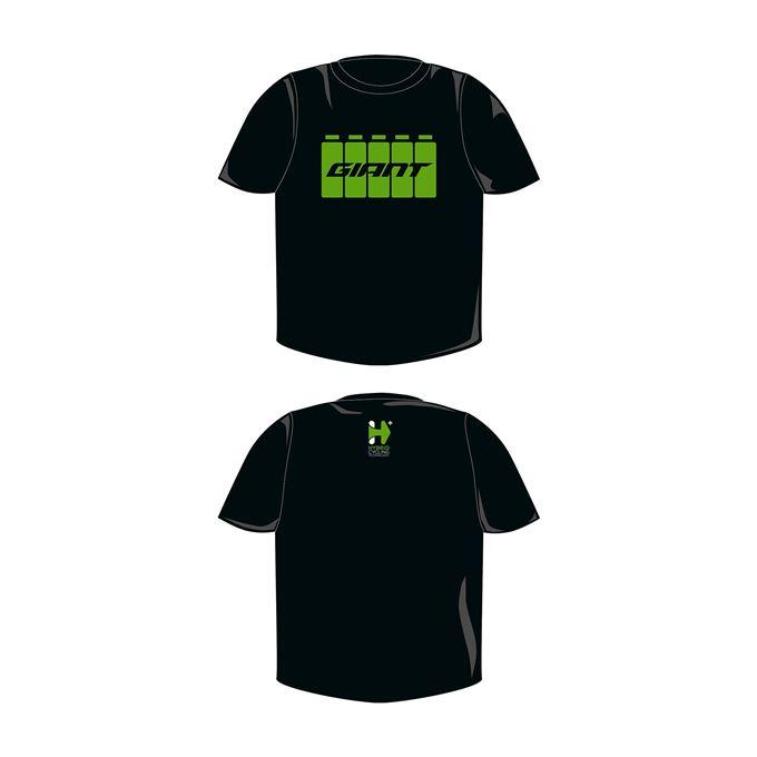 GIANT tričko Hybrid-XXL