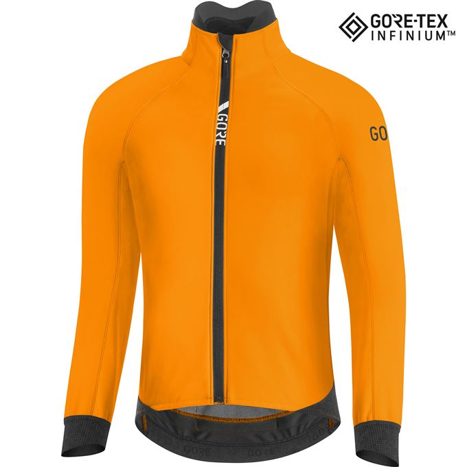 GORE C5 GTX Infinium Thermo Jacket-bright orange-XXL