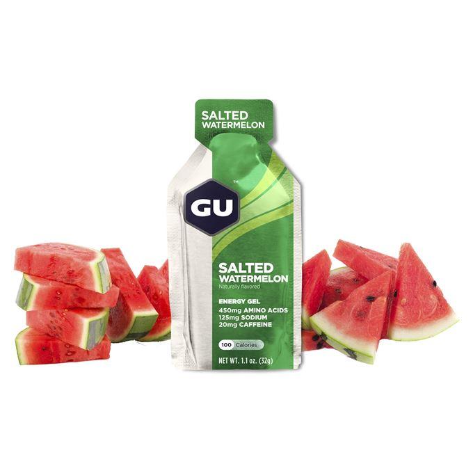 GU Energy Gel 32 g Salted Watermelon 1 SÁČEK (balení 24ks)