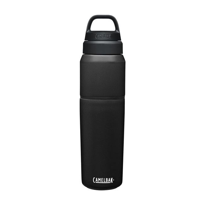 CAMELBAK MultiBev Vacuum Stainless 0,65l/0,5l Black/Black