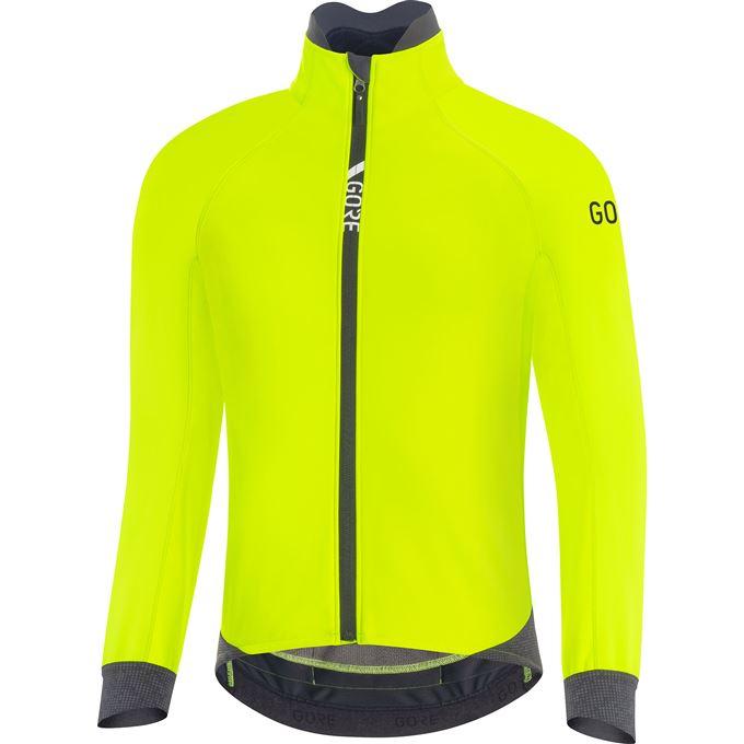 GORE C5 GTX Infinium Thermo Jacket-neon yellow-L