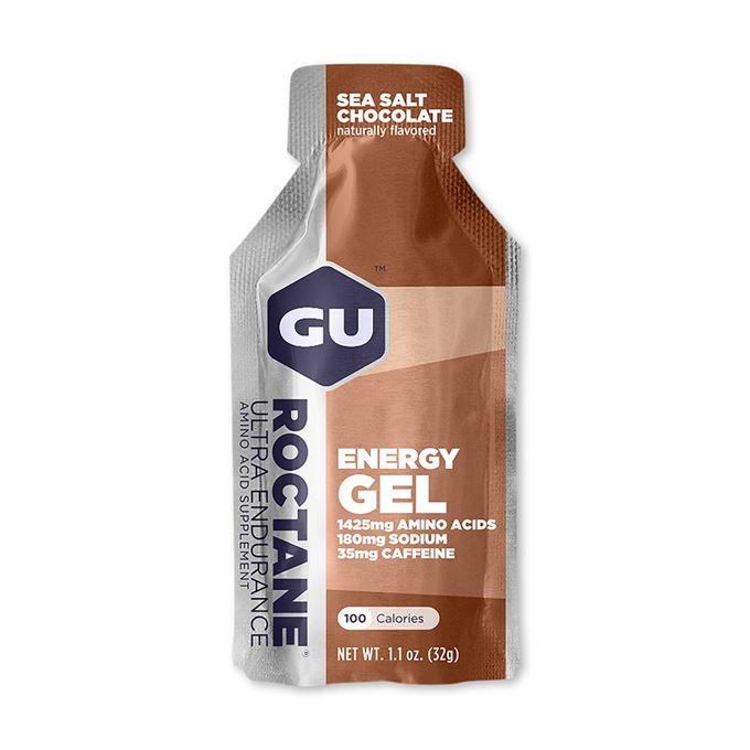 Výprodej-GU Roctane Energy Gel 32 g-sea salt/choco AKCE EXP 11/20