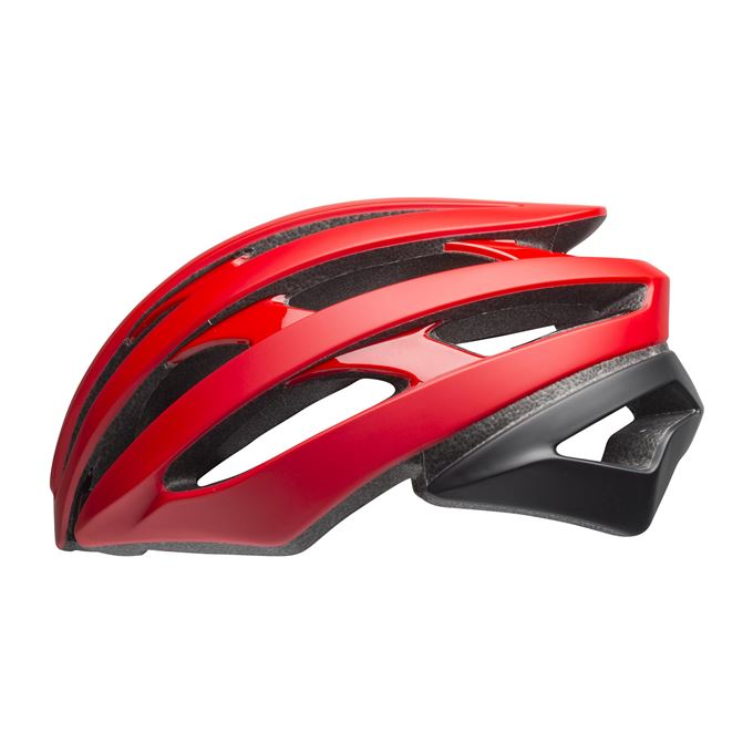 BELL Stratus Mat/Glos Red/Black M