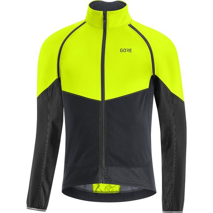 GORE Wear Phantom Jacket Mens-neon yellow/black-M