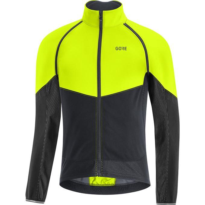 GORE Wear Phantom Jacket Mens-neon yellow/black-XL
