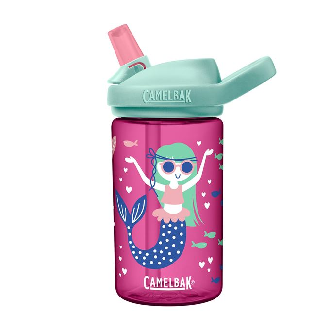 CAMELBAK Eddy+ Kids 0,4l Mermaids and Narwhals