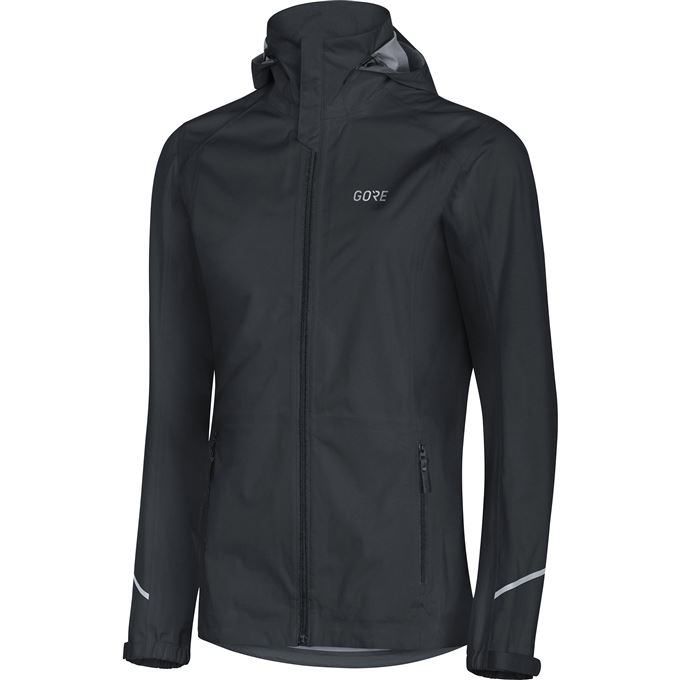 GORE R3 Women GTX Active Hooded Jacket-black-40