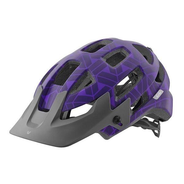 LIV přilba INFINITA-matte purple-M-CPSC/CE