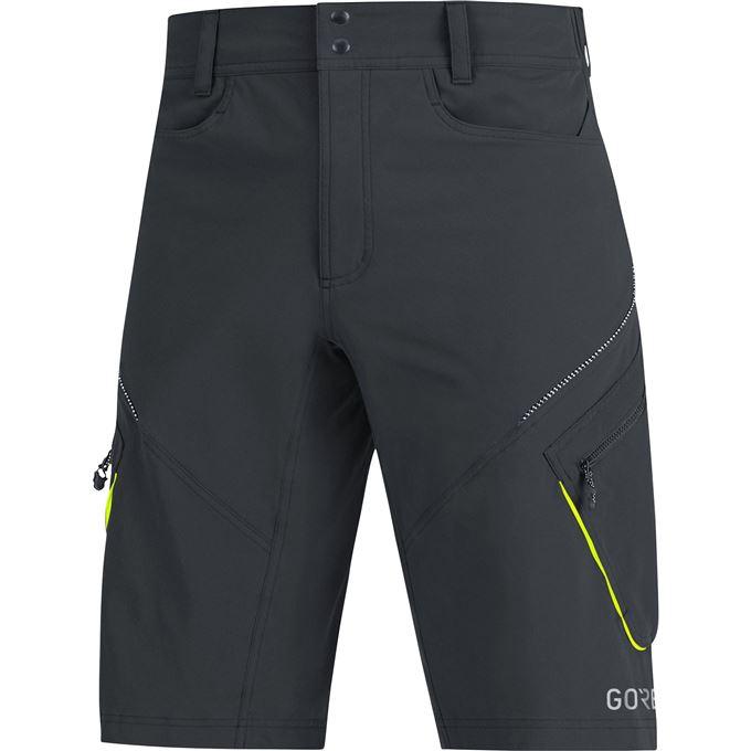 GORE C3 Trail Shorts-black-XL