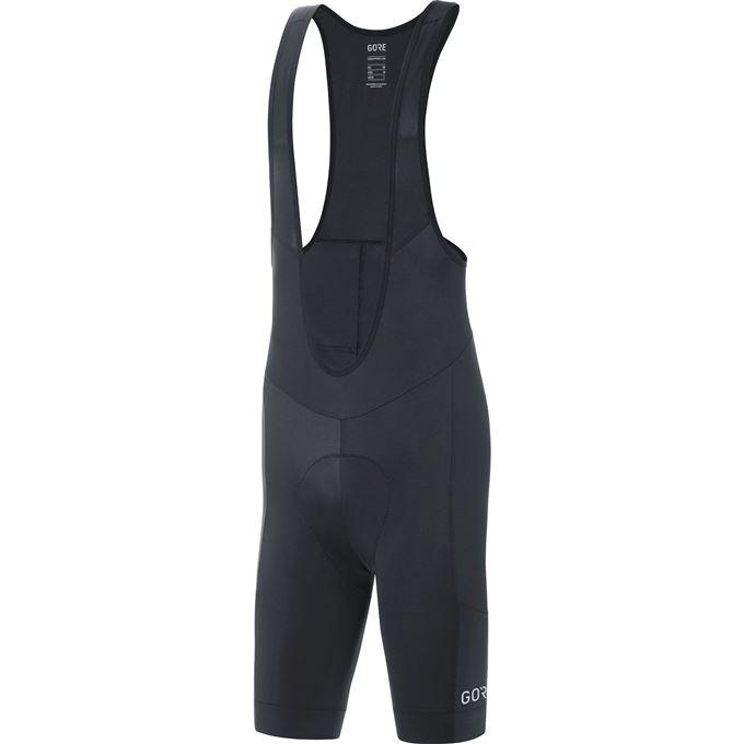 GORE C5 Women Trail Liner Bib Shorts+-black-34