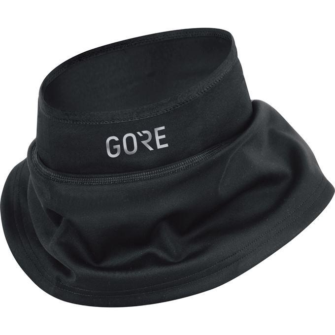 GORE M WS NeckandFace Warmer-black