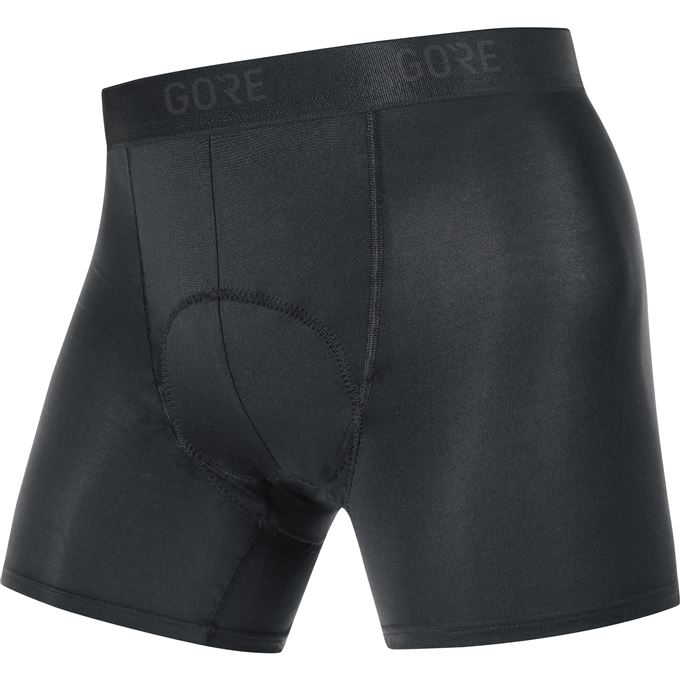 GORE C3 Base Layer Boxer Shorts+-black vel. L