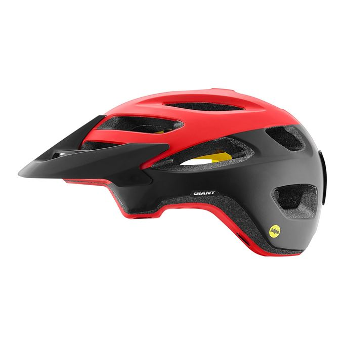 GIANT přilba ROOST MIPS-matte red-L 59-63cm CPSC/CE