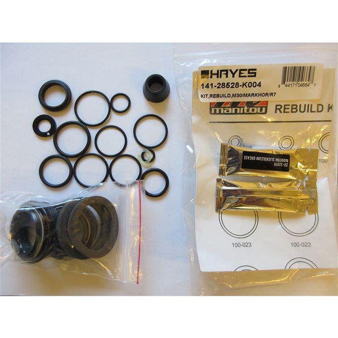 R7 PRO,  Markhor, M30 Rebuild kit