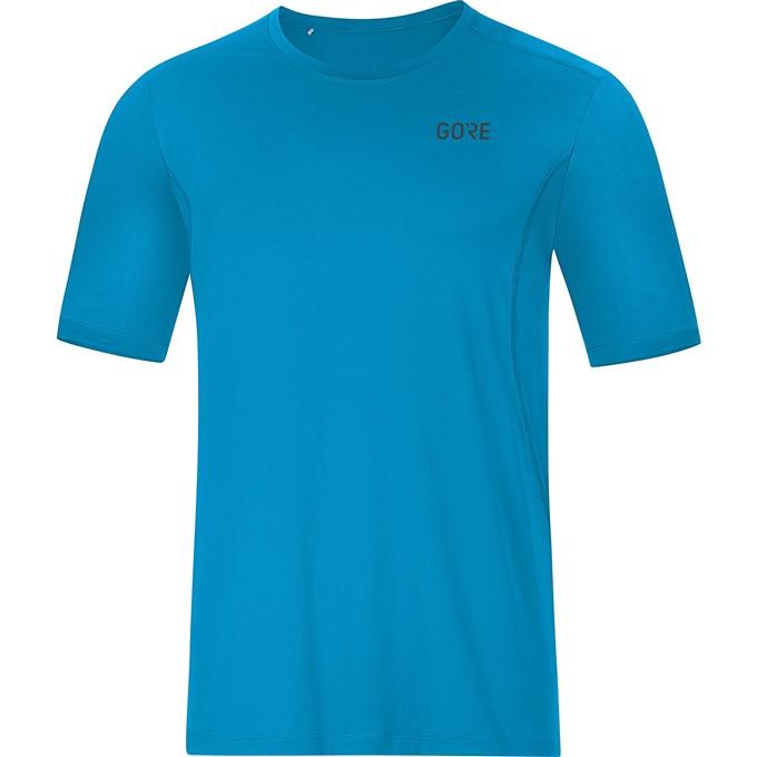 GORE R3 Shirt-dynamic cyan-L