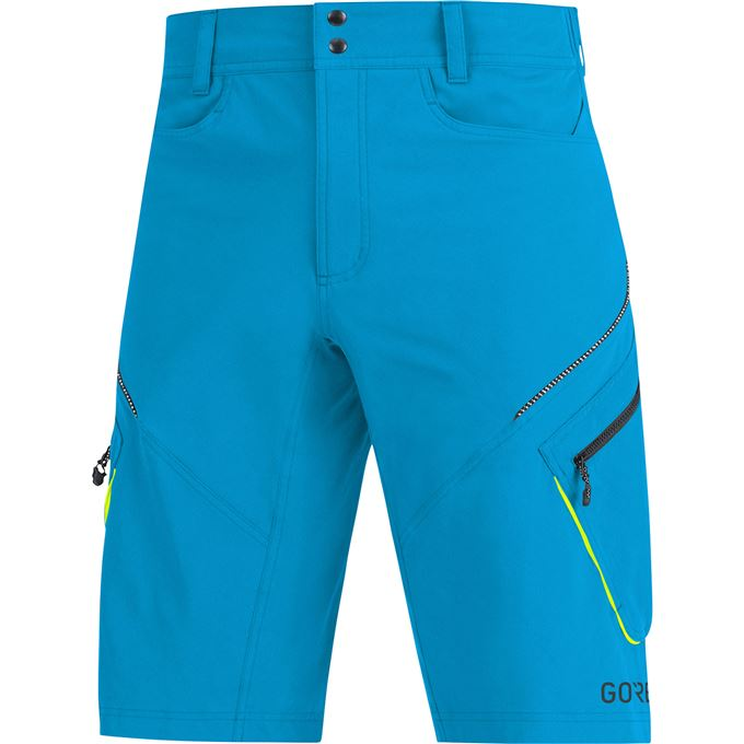 GORE C3 Trail Shorts-dynamic cyan-XL