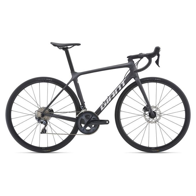 TCR Advanced 1 Disc-Pro Compact-M21-M Gunmetal Black