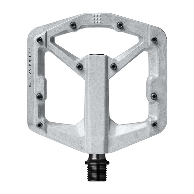 CRANKBROTHERS Stamp 2 Small Raw Silver