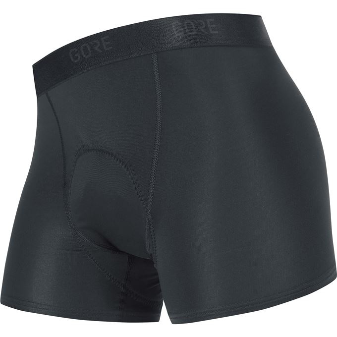 GORE C3 Women Base Layer Shorty+-black-36