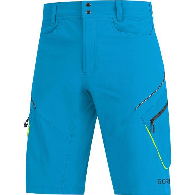 GORE C3 Trail Shorts-dynamic cyan-XXL