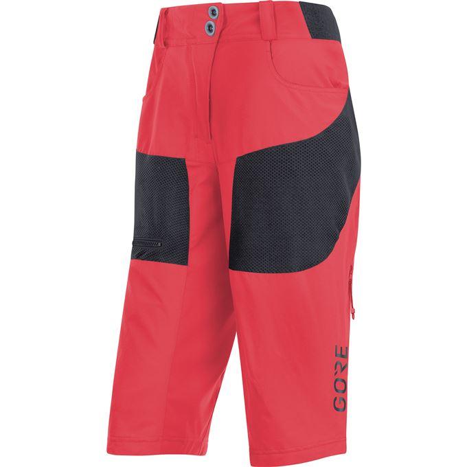 GORE C5 Women Trail Light Shorts-hibiscus pink/black-38