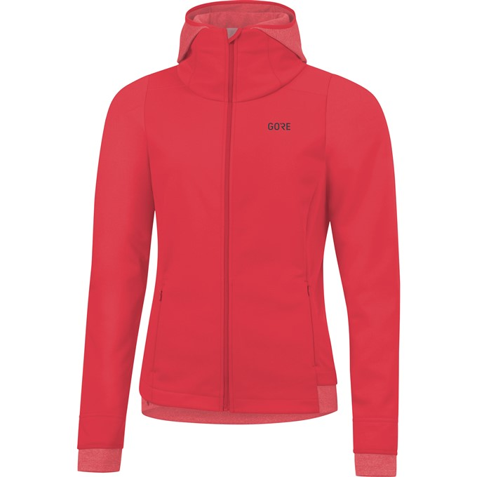 GORE R3 Women WS Thermo Hoodie-hibiscus pink-40