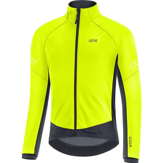 GORE C3 GTX Infinium Thermo Jacket-neon yellow/black-XXXL