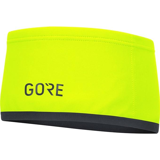 GORE M WS Headband-neon yellow