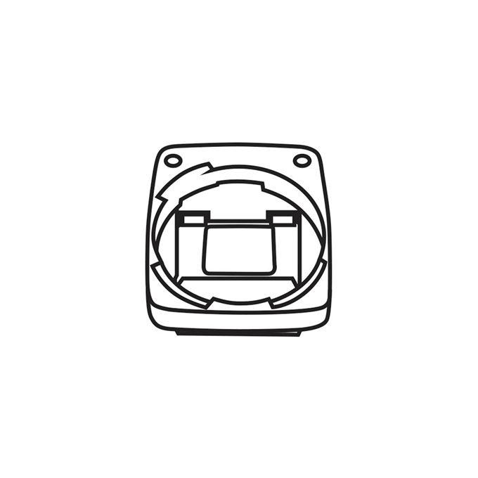 VDO bezdrátový držák pro modely M1.1WL,M2.1WL,M3.1WL a M4.1WL