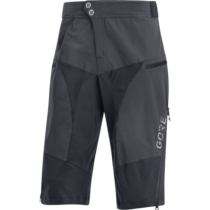 GORE C5 All Mountain Shorts-terra grey-L