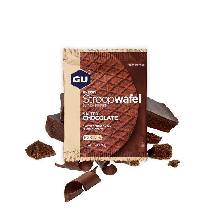 GU Energy Wafel Salty´s Caramel (16ks v balení)