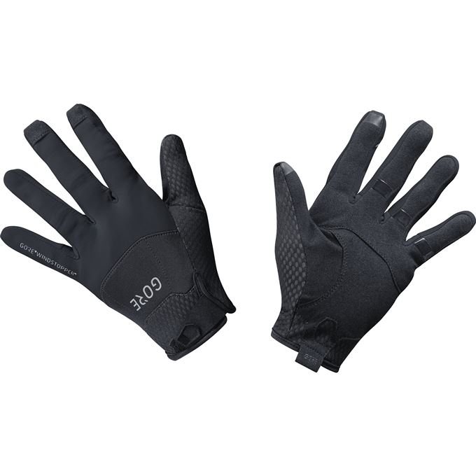 GORE C5 WS Gloves-black-6