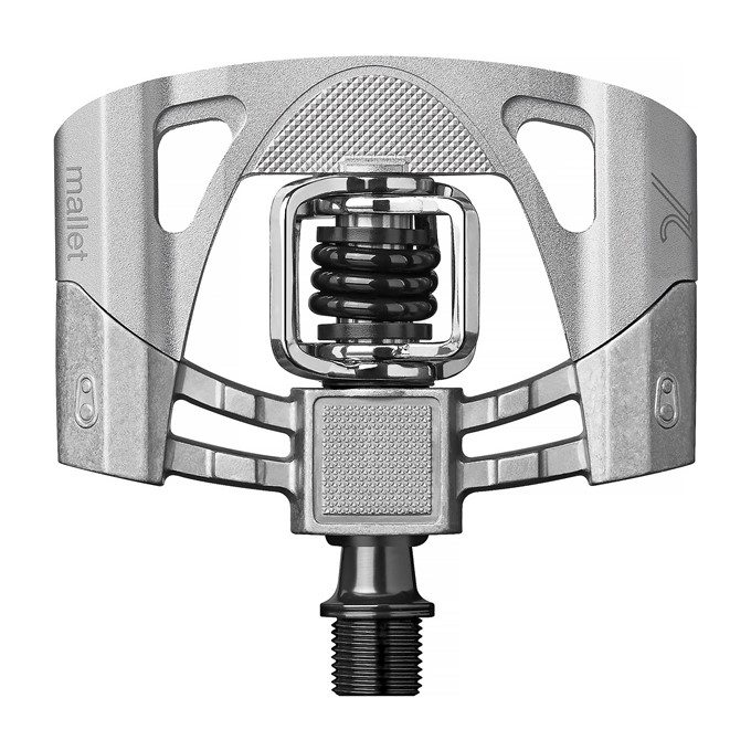 CRANKBROTHERS Mallet 2 Silver pedály