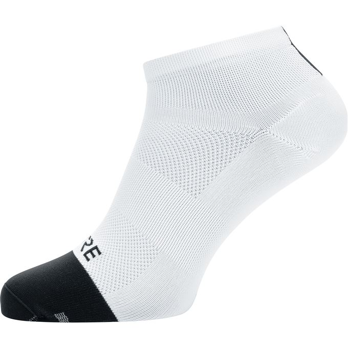 GORE M Light Short Socks-white/black-41/43