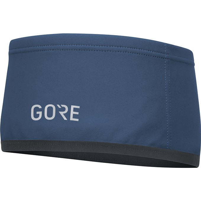 GORE M WS Headband-deep water blue