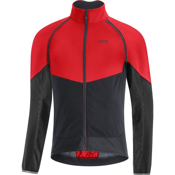 GORE Wear Phantom Jacket Mens-red/black-XXL