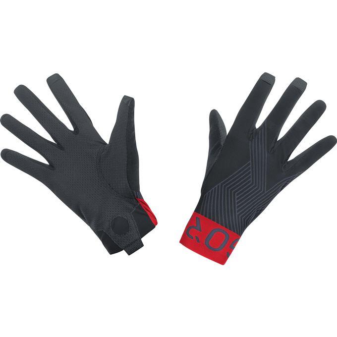 GORE C7 Pro Gloves-black/red-10