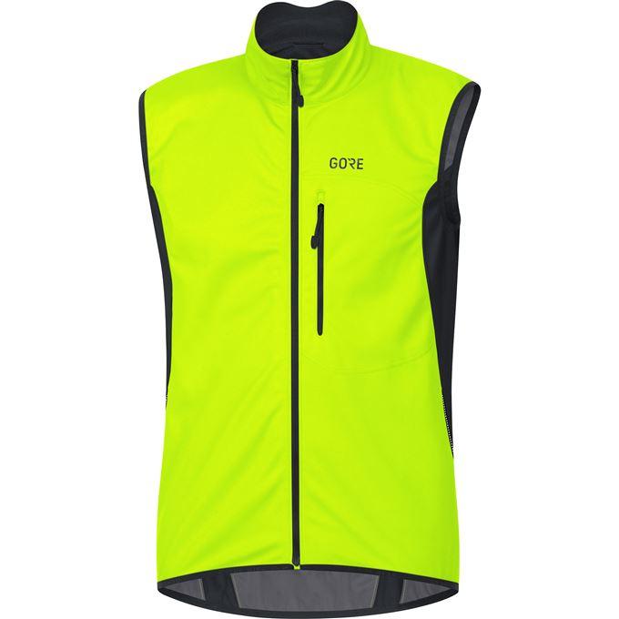 GORE C3 WS Vest-neon yellow/black-M