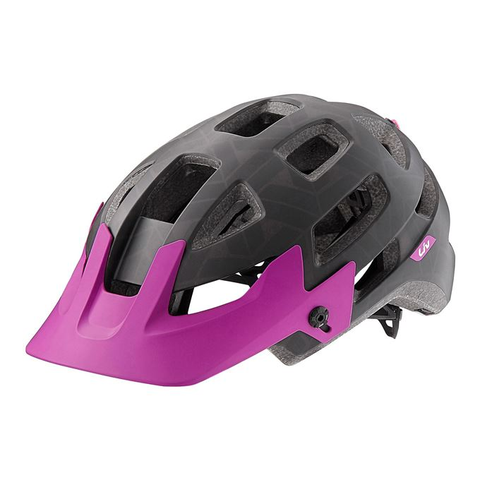LIV přilba INFINITA-black/purple western-L-CPSC/CE
